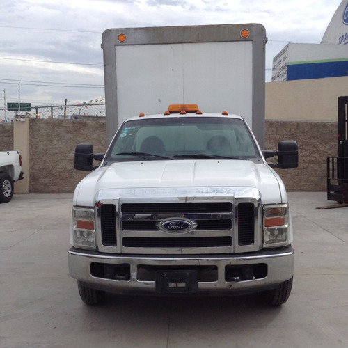 ford f-350 fte cromado 2008 a/a