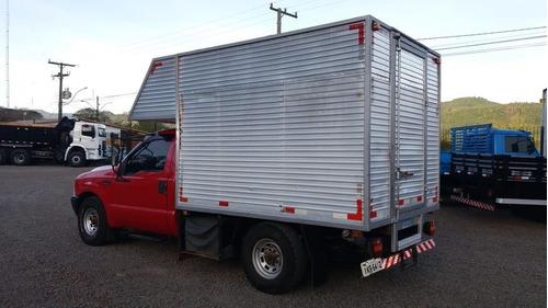 ford f-350 g - baú de 2.70m