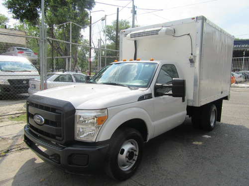 ford f-350 ktp xl 2012 chasis cabina blanco