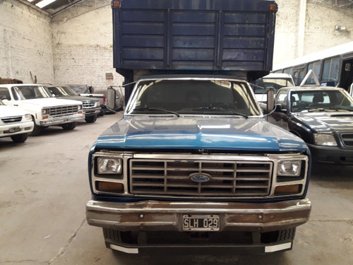 ford f 350   mudancera   1985