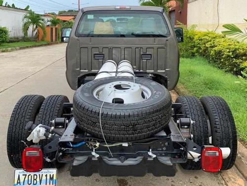 ford f-350 súper duty 4x2 ford triton 00km