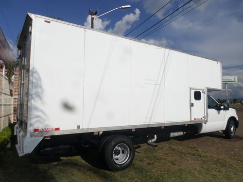 ford f-350 super duty caja larga modelo 2016