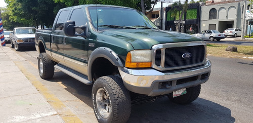 ford f-350 super duty diesel 4x4 2000