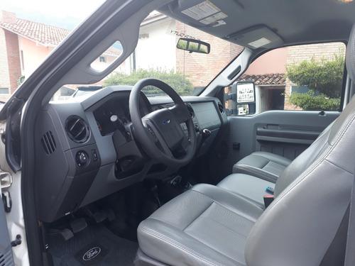 ford f-350 super duty xl 4x4 blanco 2013