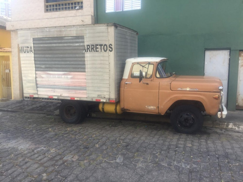 ford f 350 v8 - caminhão