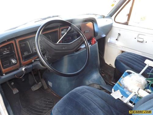 ford f-350 van