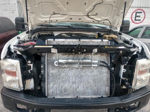 ford f-350 xl 2010 caja seca 108