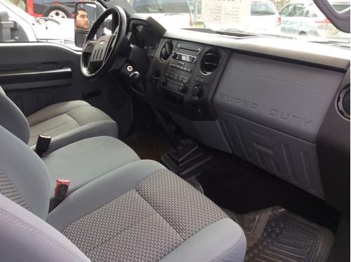 ford f-350 xl super duty  doble rodado