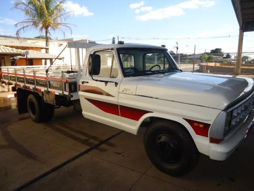 ford f-4000-1989-carroceria-nova-talismã caminhões