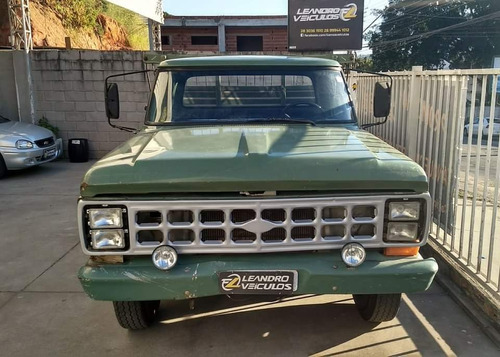 ford f-4000 3.9 motor ford diesel 2p manual 5 marchas