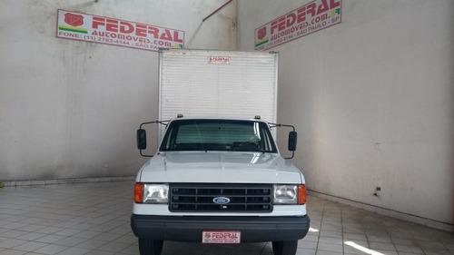 ford f-4000 4x2 1994 baú (ótimo estado de conservação)