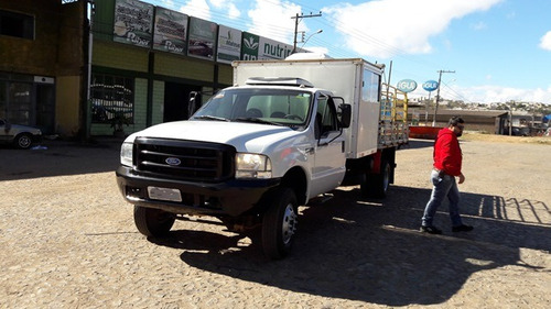 ford f-4000 4x4 ano 2006/2006 com cabine suplementar
