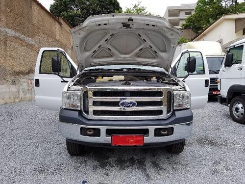 ford f 4000 4x4 ano 2015/2016 cabine suplementar   com ar