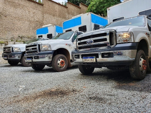 ford f-4000 4x4 ano 2019 cabine suplementar 6 unidades