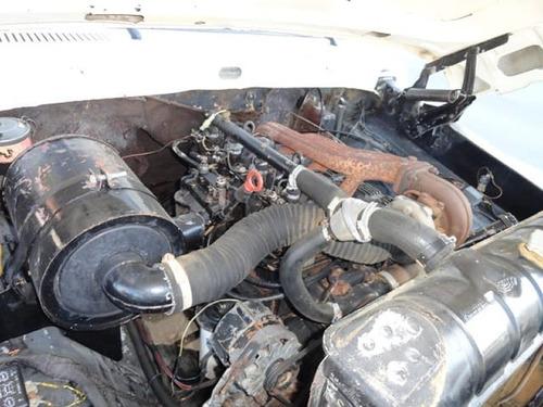 ford f 4000 ano 1978 com carroceria.