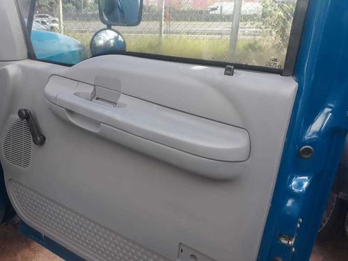 ford f-4000  ano 2000 com baú