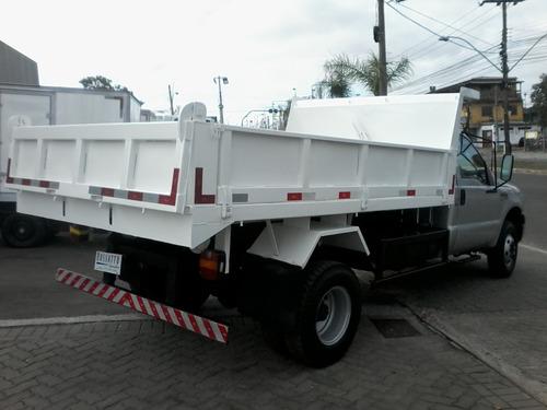 ford f 4000 basculante rossatto caminhões