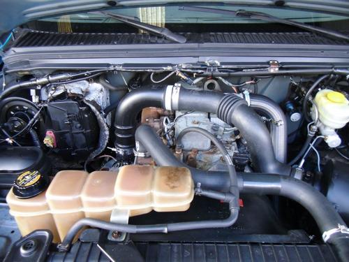 ford f 4000  carroceria ano 2001
