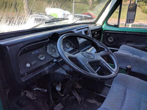 ford f-4000 carroceria motor mwm 229