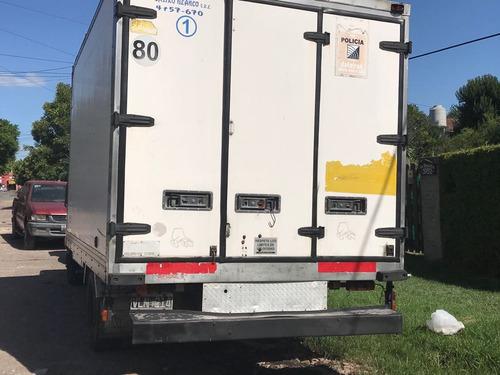 ford f-4000 con equipo de frío permuto financió