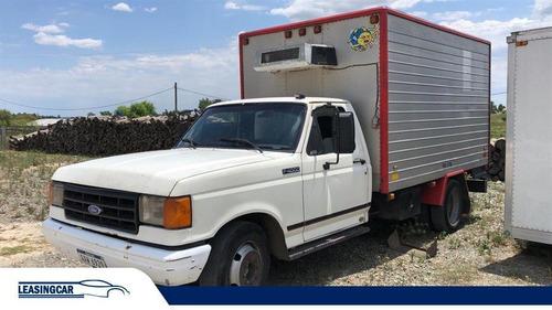 ford f-4000 furgón con eq. frío 1994 impecable!