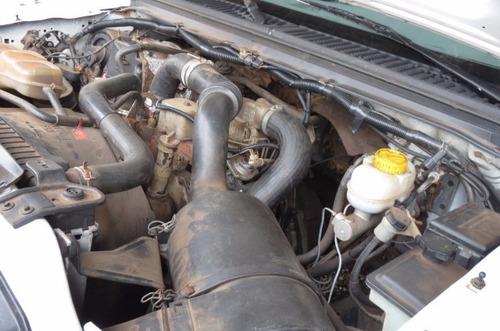 ford f 4000 turbo com carroceria