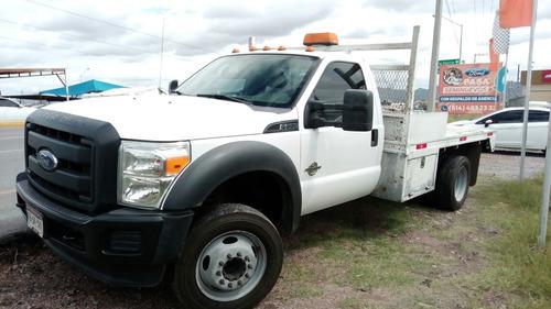 ford f-550 6.7l ktp diesel at 2014
