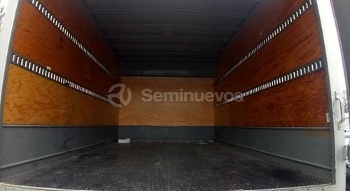 ford f-550 con caja seca