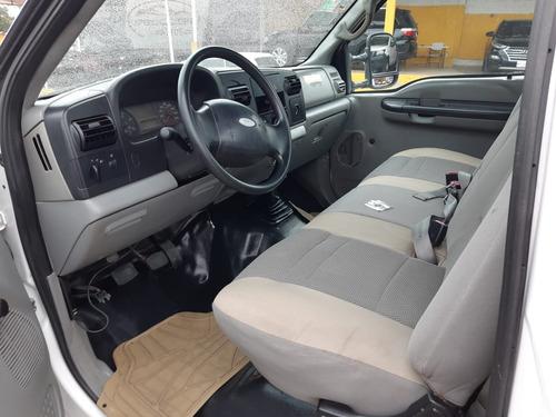 ford f-550 super duty diesel 2007