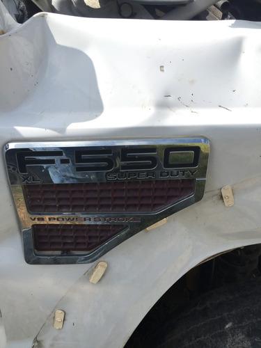 ford f-550 turbo diesel 2010 solo por partes