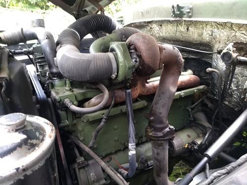 ford - f 600 - caçamba 1972 freio a  ar motor 366 turbo