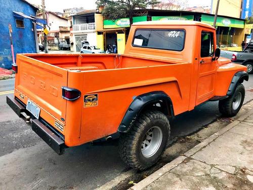 ford f-75 2.3 4x4 pick-up manual