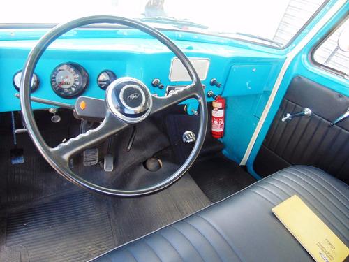 ford f-75 restaurdada