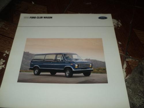 ford f-series 1990 f.concessionaria