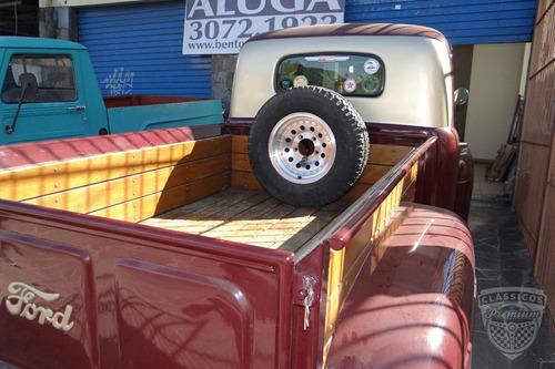 ford f1  1948 48 - original - picape antiga