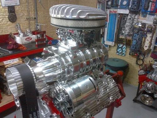 ford f1 1951 flathead blower navarro 471 - trocas não