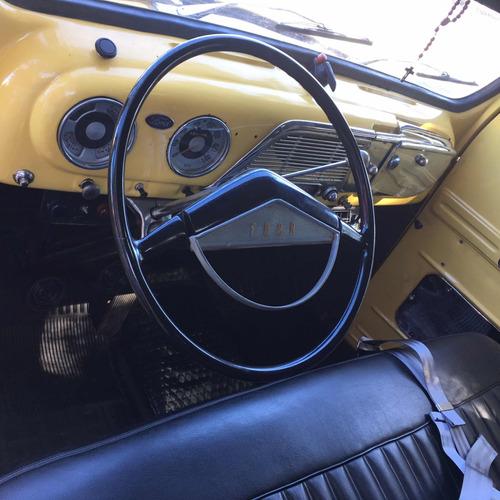 ford f1 furgão panel nao f100 marta rocha boca de sapo dodge