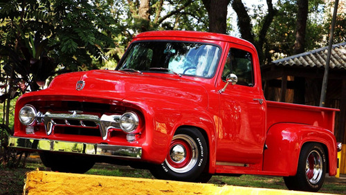 ford f100 1954 pick up