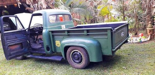ford f100 1954 vampirinha