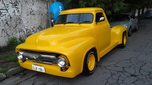 ford f100 - 1961 v8 automática