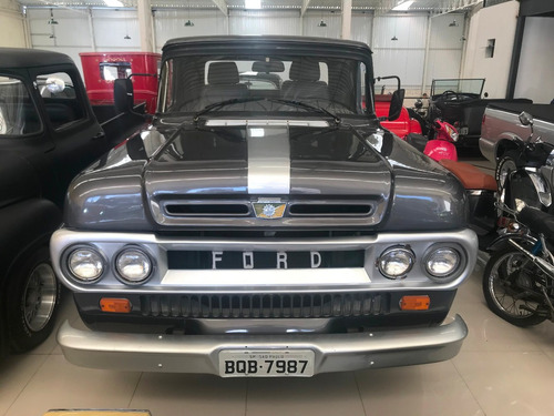 ford f100 1966 turbo diesel