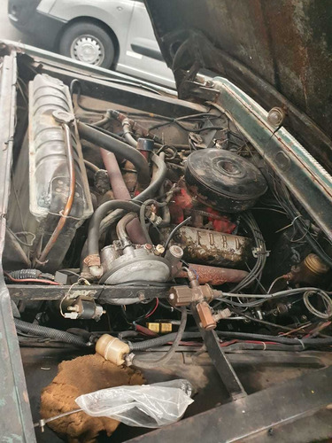 ford f100 1966 twin bean fase 1 v8