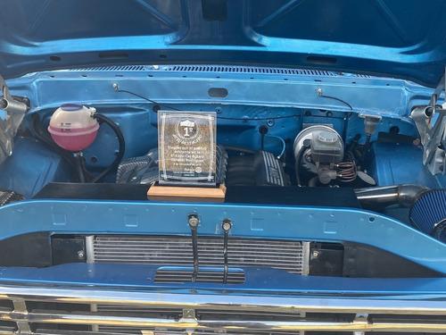 ford f100 1969 punta de diamante un infierno 280 cv bmw