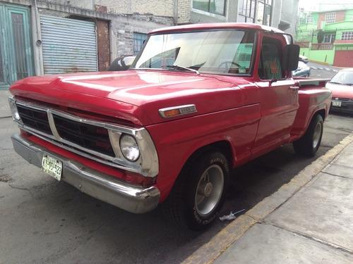 ford f100 1972 custom f100
