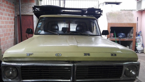 ford f100 1972 punta de diamante