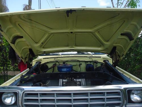 ford f100 1979 totalmente original