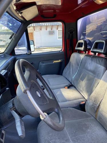 ford f100 con furgon de frio año 1998 - 4.9 inyeccion