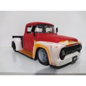 Ford F100 Custon 1/24 Jada , Peça Única!!