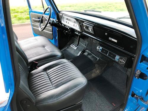 ford f100 f 100 v8 292 automatica ar e direcao aceito troca