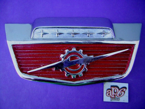 ford f100 - insignia frontal